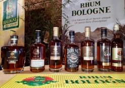 3. Line up Rhum Bologne